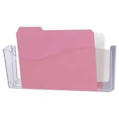 Unbreakable Wall File, Legal Size, Clear