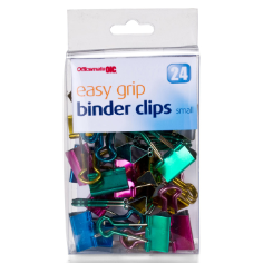 Small Easy Grip / Binder Clips