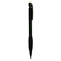 Mechanical Pencil with Soft Grip, .7mm. Black