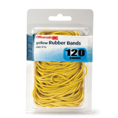 Mailroom and Other Supplies/ Rubber Bands, #16