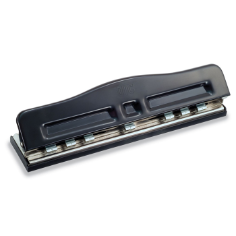 Adjustable 2-7 Hole Punch