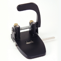 Heavy Duty 2-Hole Punch with Lever Handle