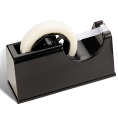 "2-in-1 Heavy Duty Tape Dispenser 1"" Core Inside 3"" Core"