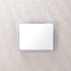 Verticalmate Mirror, Frosty Clear