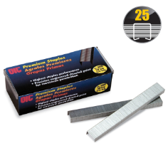 Premium Chisel Point Staples-Full Strip
