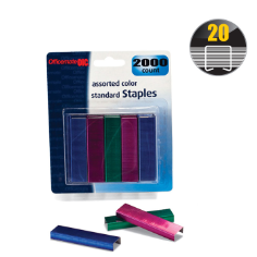 Standard Staples, Color Staples, 2000