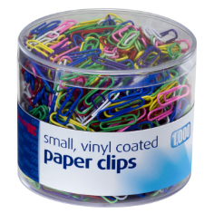 Vinyl Coated Clips and Fasteners / Paper Clips, #2
