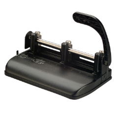 Heavy Duty 2-3 Hole Punch with Lever Handle