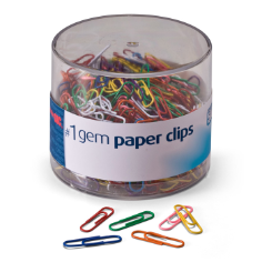 Vinyl Coated Clips and Fasteners / Paper Clips, #1