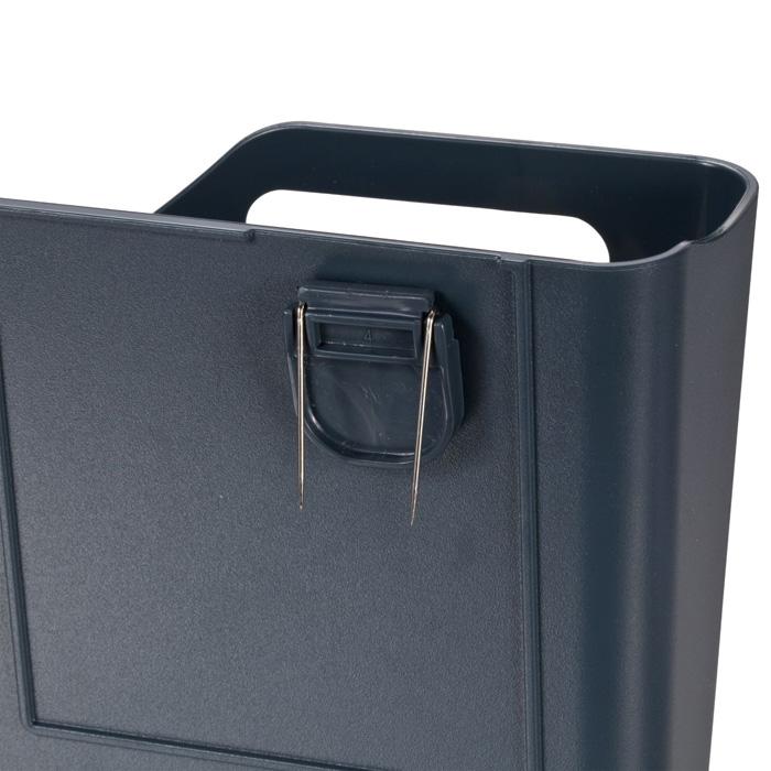 Verticalmate File Pocket Gray