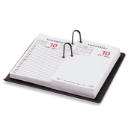Calendar Base, For E-17 Size Calendar, Black