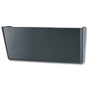 Wall File, Legal Size, Black