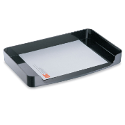 2200 Series Side Load Legal Tray, Black