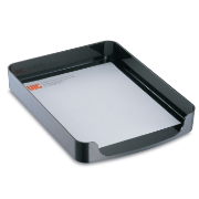 2200 Series Front Load Letter Tray/A4 Trays, Black