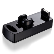 2200 Series Tape Dispenser, Black