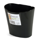 Achieva Big Pencil Cup, Recycled, Black