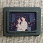 Verticalmate Photo Frame, Gray