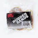 "Rubber Bands, Assorted Sizes, 1 3/8"" OZ/BG, Assorted Colors"