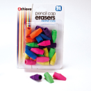 Eraser, Pencil Caps