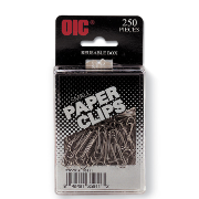 Small Clips and Fasteners / Paper Clips, Reusable Box
