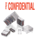 Pre-Inked Stamp- CONFIDENTIAL