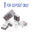 Pre-Inked Stamp- FOR DEPOSIT ONLY
