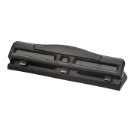 Antimicrobial 2-3 Hole Punch w/Padded Handle