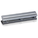 Economy 3-Hole Punch, Silver