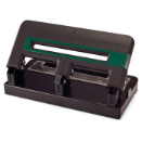 Recycled 3-Hole Punch with Chip Drawer