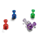 Super Strong Clips and Fasteners / Magnets, Assorted Translucent Colors