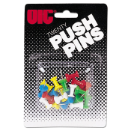 Clips and Fasteners / Push Pins, Assorted Color