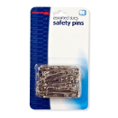 Safety Pins, Assorted Sizes