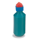 Moisteners Bottle Type, Wedge Sponge