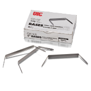 Prong Fasteners, Base Only 1""