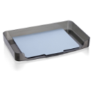 2200 Series Side Load Legal Tray, Smoke