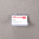 Verticalmate Business Card Holder, Frosty Clear