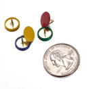 Thumb Tack, Assorted Colors
