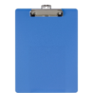 Recycled Plastic Clipboard, Blue