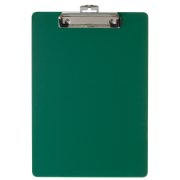 Recycled Plastic Clipboard, Green