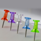 Clips and Fasteners / Push Pins, Translucent