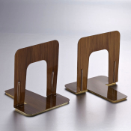 "5"" non-skid Bookends"