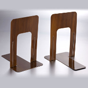 "9"" standard bookends"