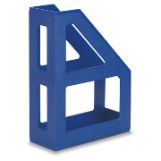 Heavy Duty Magazine File, Royal Blue