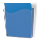 Unbreakable Wall File, Vertical, Clear