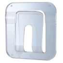 Unbreakable File Holder, Clear