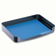 2200 Series Side Load letter Tray, Black