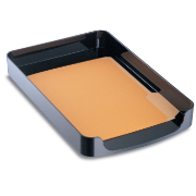 2200 Series Front Load Legal Tray, Black