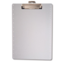 Transparent Clear Plastic Clipboard