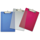 Transparent Plastic Clipboard