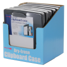 Clipboard Box for Activities with Dry Erase Board, 6/PDQ